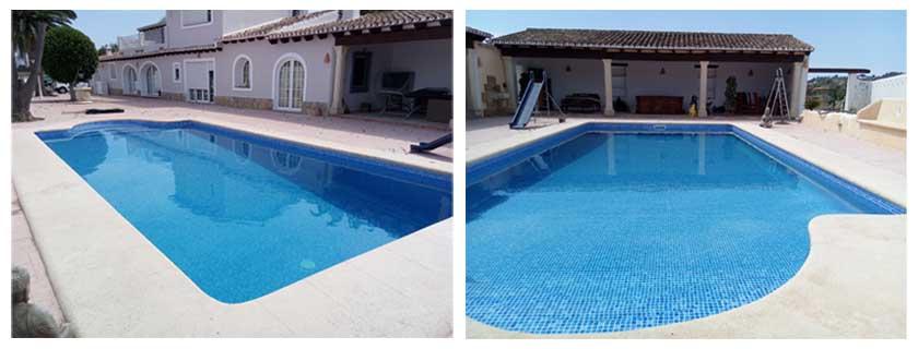 Piscinas de acero piscina sfica for Piscina acero